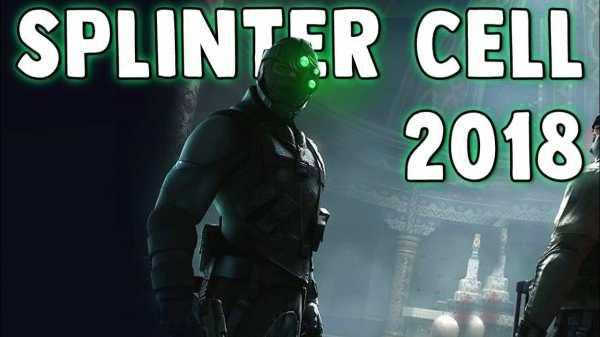 Splinter Cell 2018 Spotted on Amazon Canada - Potential E3 ...