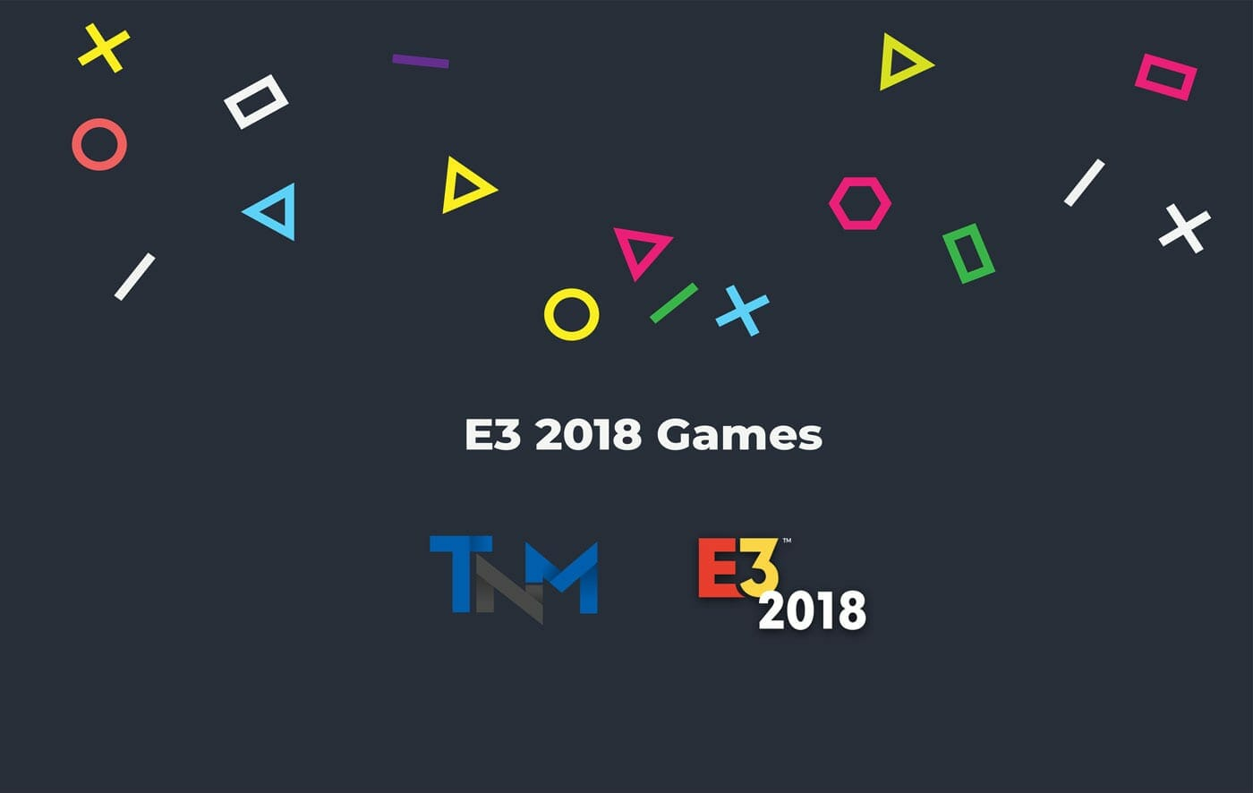 TheNerdMag E3 2018 Coverage