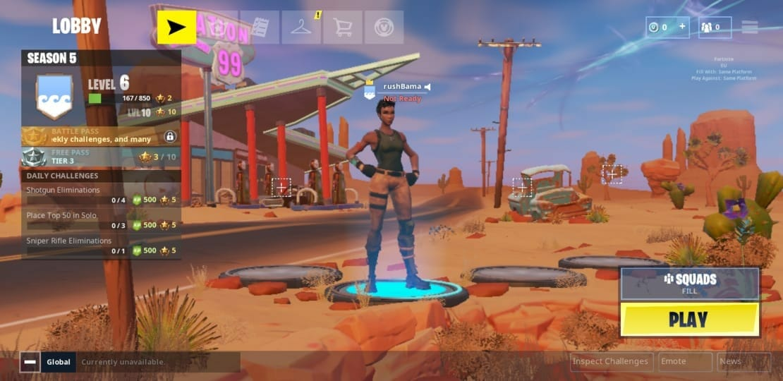 Download Fortnite 520 Android APK For Your Device Using