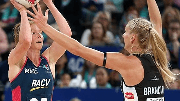 Vixens Collingwood Suncorp Super Netball
