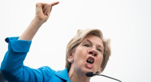 WARREN SAYS YOU ARE A RACIST
