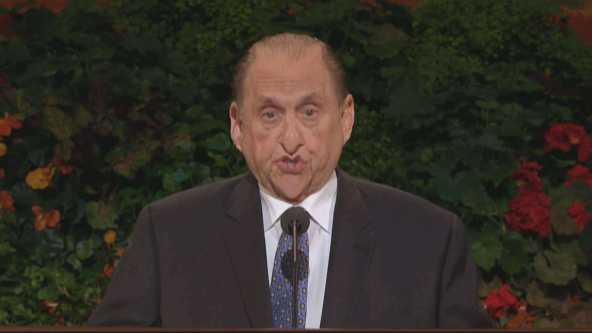 Mormons allow gays
