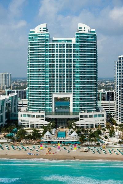 Diplomat Hotel View