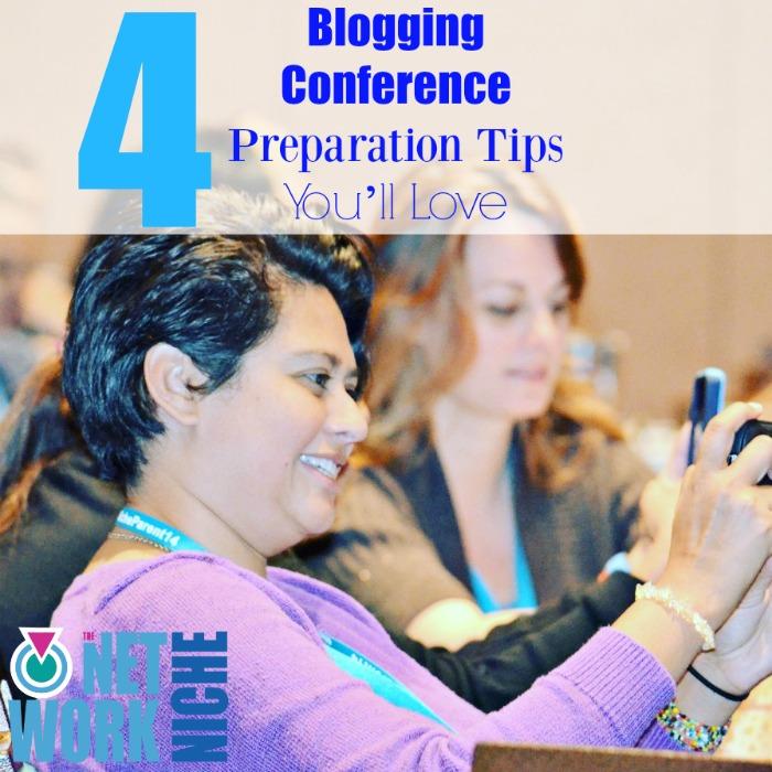 Blogging Conference Preparation