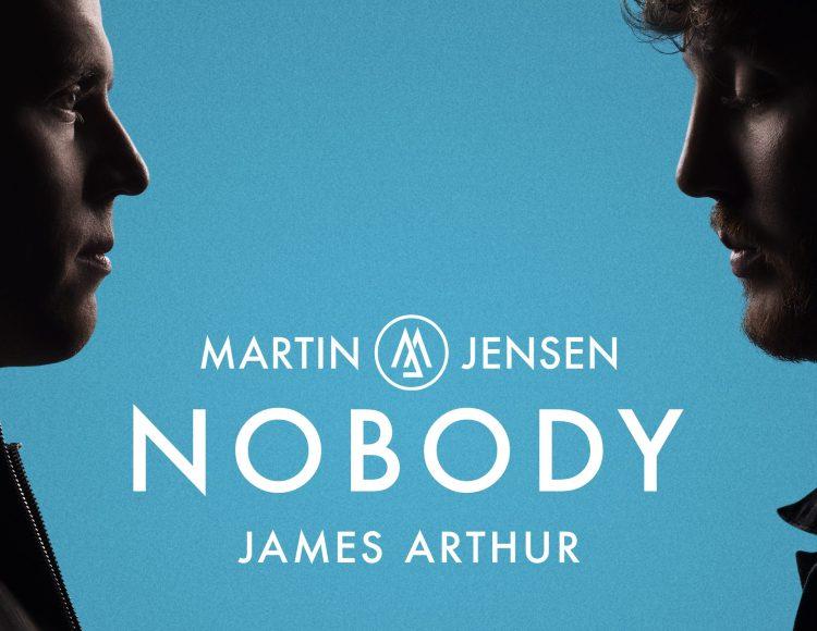 Martin Jensen e James Arthur – Nobody