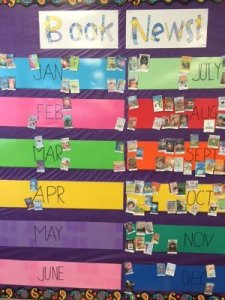 Book News Bulletin Board