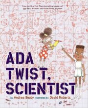 Curiosity Books - Ada Twist, Scientist