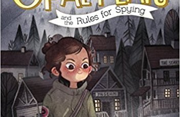 Mabel Opal Pear and the Rules for Spying oct1