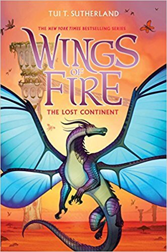 Fantasy books for toddlers and preschoolers