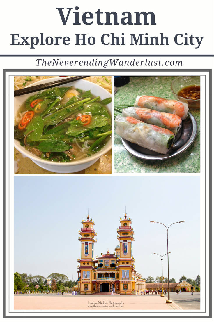 Visit Vietnam - A Great Few Days in Saigon