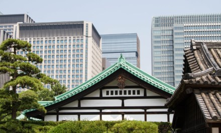 10 Days in Tokyo: Imperial Palace and Yanaka