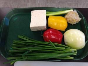 Mandu Ingredients