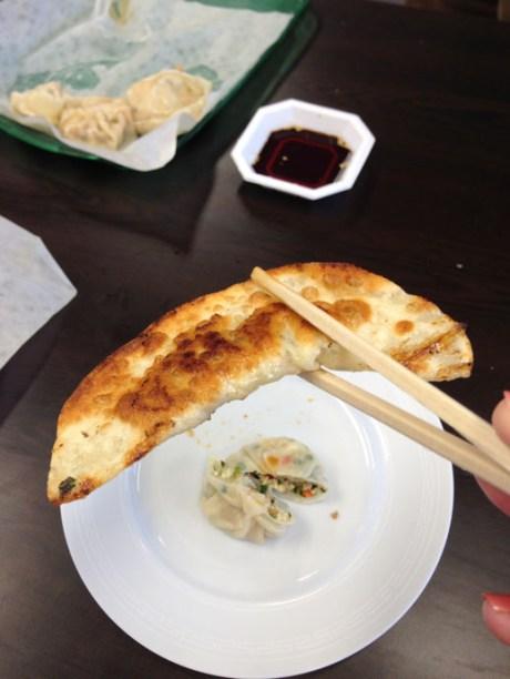 Fried Traditional Mandu