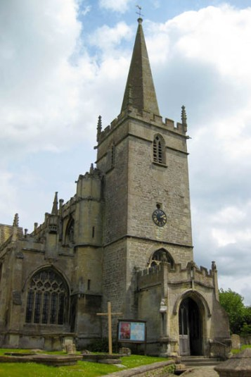 St Syriac's Church in Lacock
