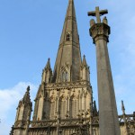 St. Mary Redcliffe, Bristol, England