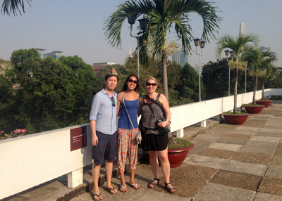 Reunification Palace, Vietnam