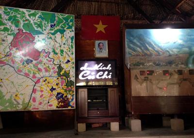 Cu Chi Tunnels, Vietnam