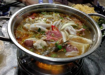 Hot Pot, Vietnam