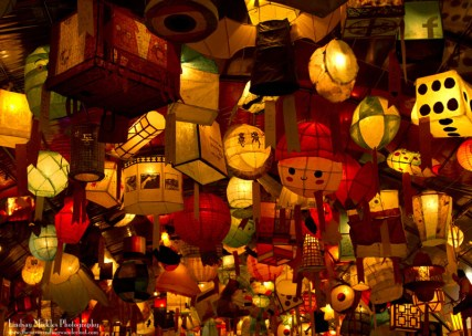 Jinju Lantern Festival and Namhae Oktoberfest: Jinju Lantern Festival, South Korea