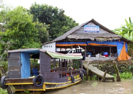Coconut Candy Workshop, Mekong Delta, Vietnam