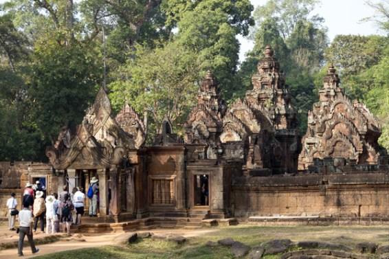 Bantaey Srei, Cambodia