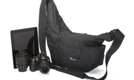 Best Camera Bag for Travel – Lowepro Passport Sling III