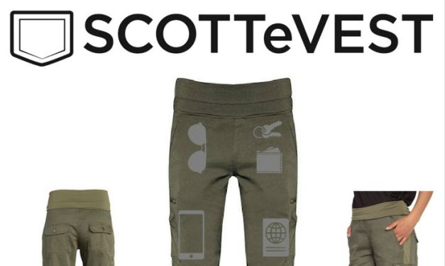 SCOTTeVEST – The Best Travel Pants
