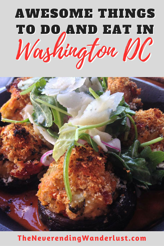 5 Fantastic things to see and do in Washington DC