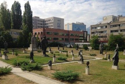 Museum of Totalitarian Art Sofia Bulgaria