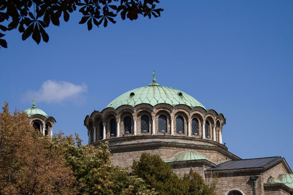 Cathedral Church Sveta Nedelya Sofia, Bulgaria