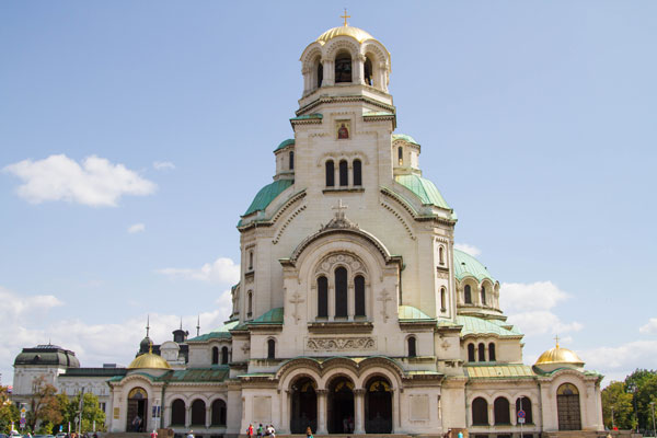 Alexander Nevsky Cathedral Sofia, Bulgaria
