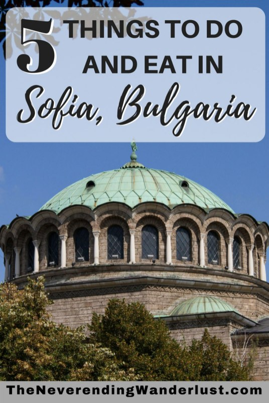 Planning to visit Sofia, Bulgaria? This post will tell you what to do in Sofia Bulgaria, where to eat in Sofia Bulgaria, the best way to visit Sofia Bulgaria, and day trips to take from Sofia Bulgaria #sofia #bulgaria #balkans