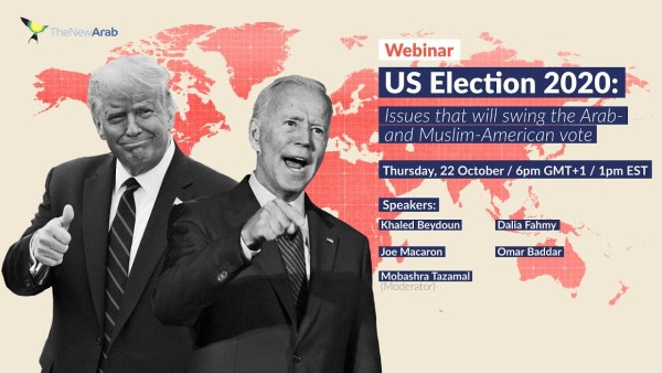 Webinar – US Election 2020