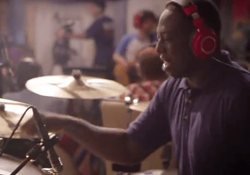 Video: Larnell Lewis with Snarky Puppy