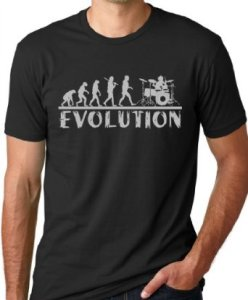 buy t-shirt for drummers