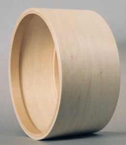 Wood for Drum Shells