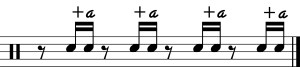 Counting the Last Two 16th Notes