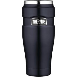 16-Ounce Stainless King Vacuum-Insulated Travel Tumbler Midnight Blue