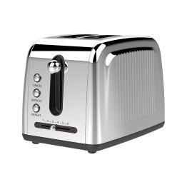 Elegant Extra Wide Slot 2-Slice Toaster