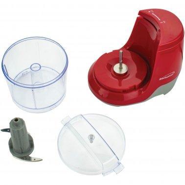 1.5-Cup Mini Food Chopper (Red)