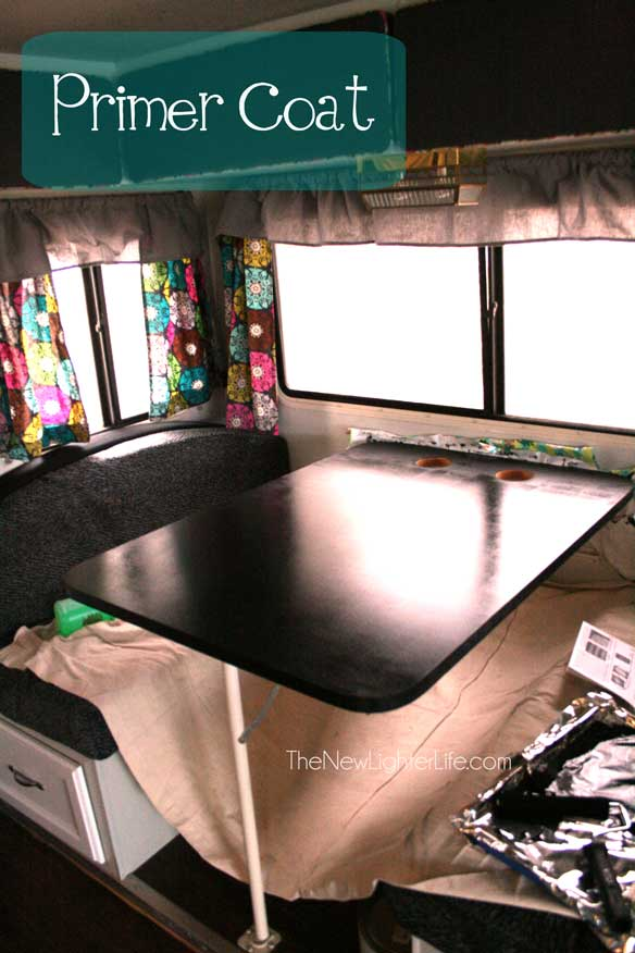 Updating Rv Counters With Giani Granite Countertop Paint