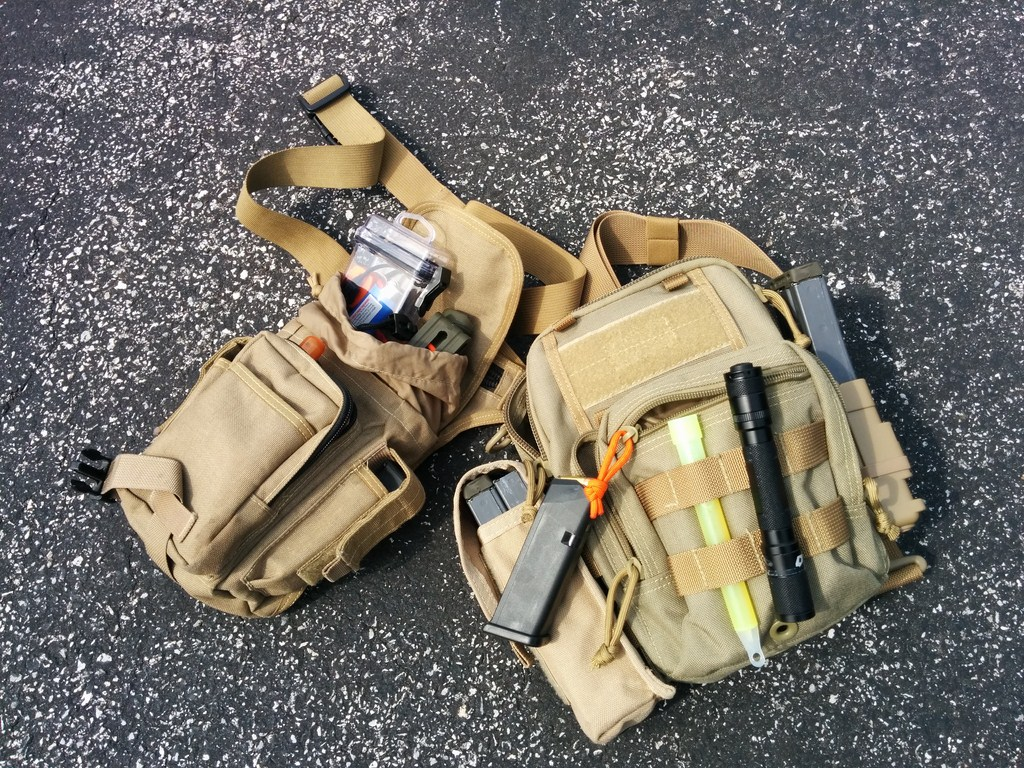 Active Shooter Bags