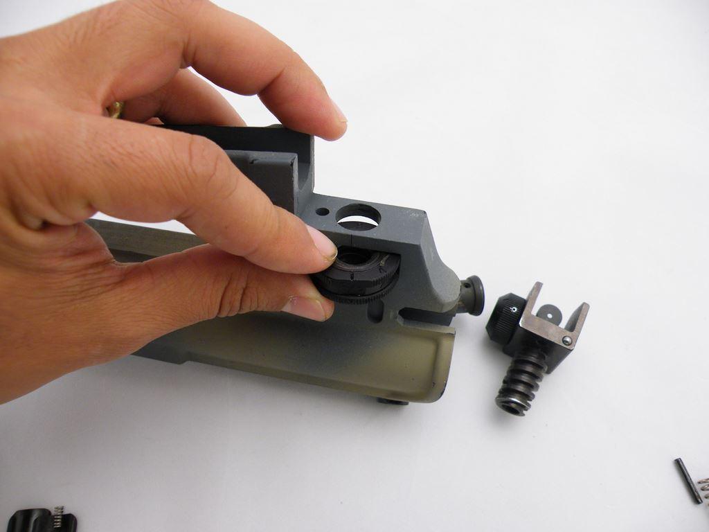 AR15 Rear Sight Installation (8)