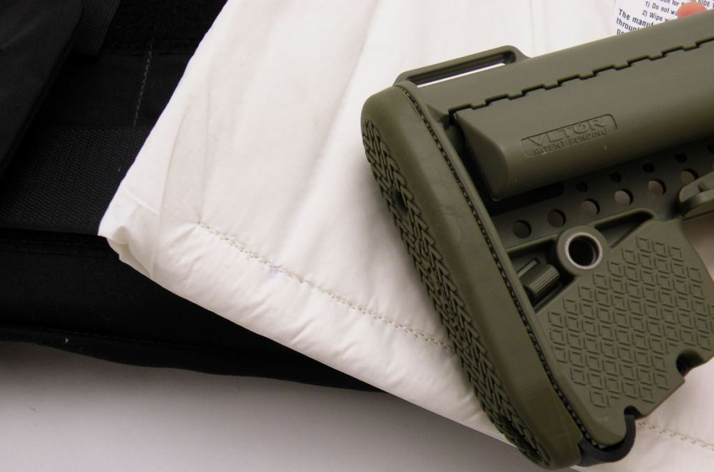 Body Armor and The Rifle (4)
