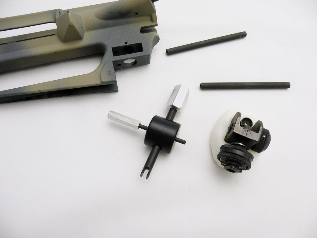 Schuster Manufacturing A2 Rear Sight