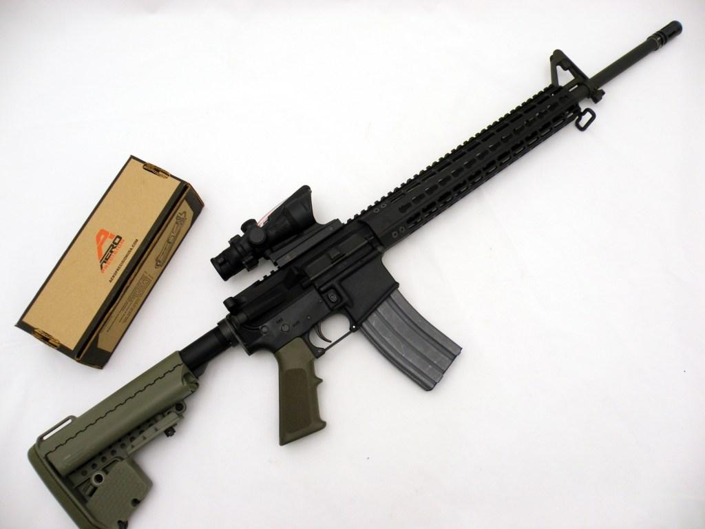 Aero Precision Full Rifle