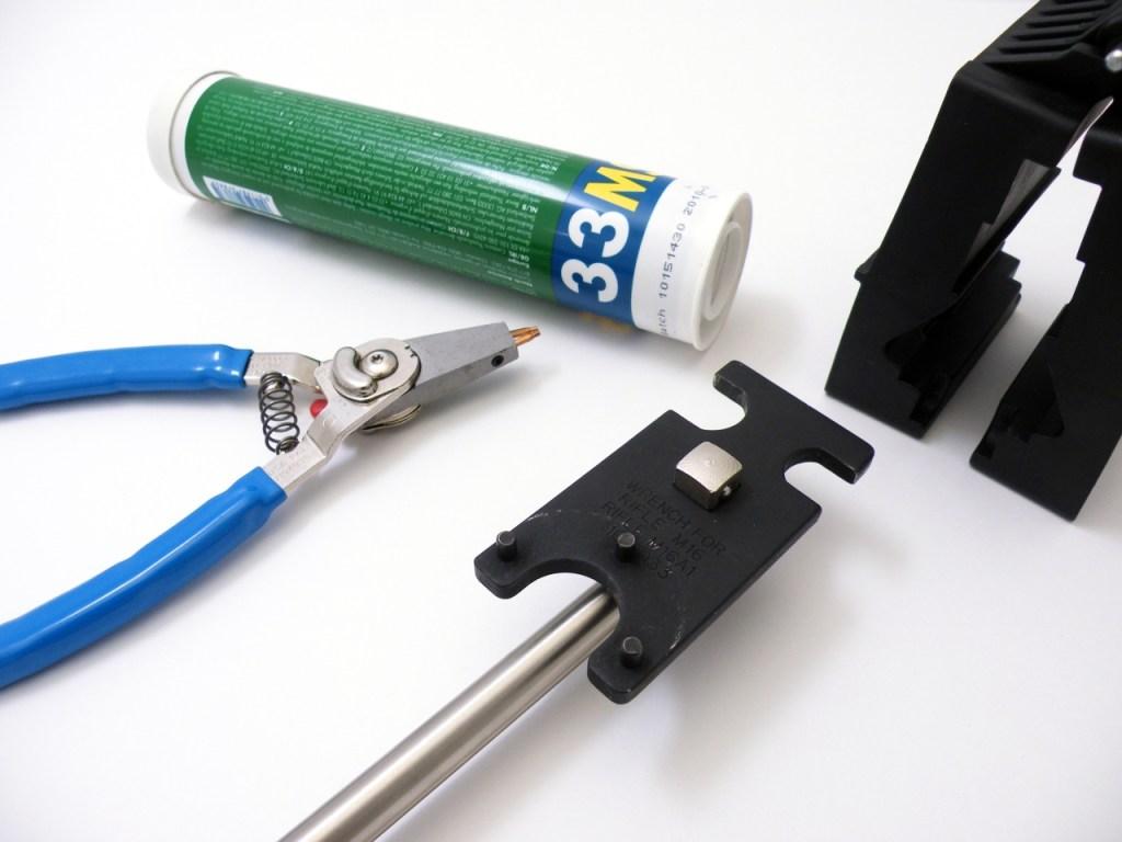 AR15 barrel upper receiver tools