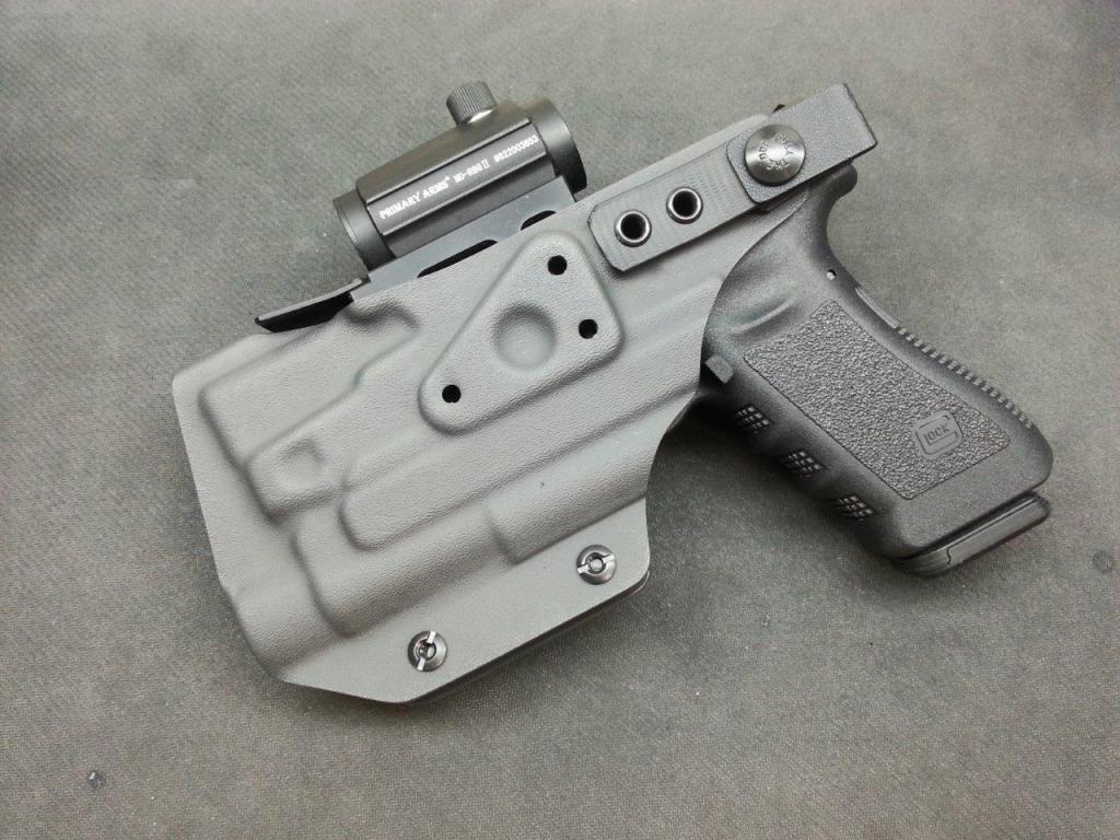 Six Second Mount ALG defense Holster