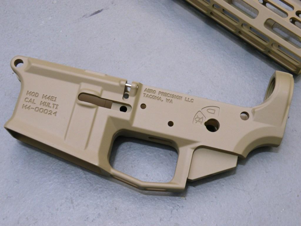 Aero Precision Builders Set M4E1 Atlas S-One (9)