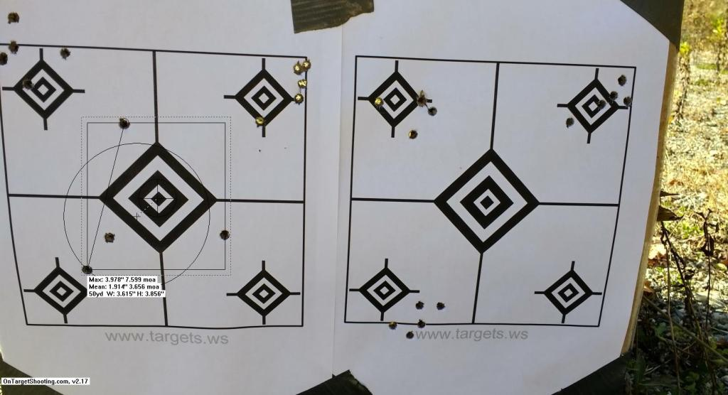 parralax target